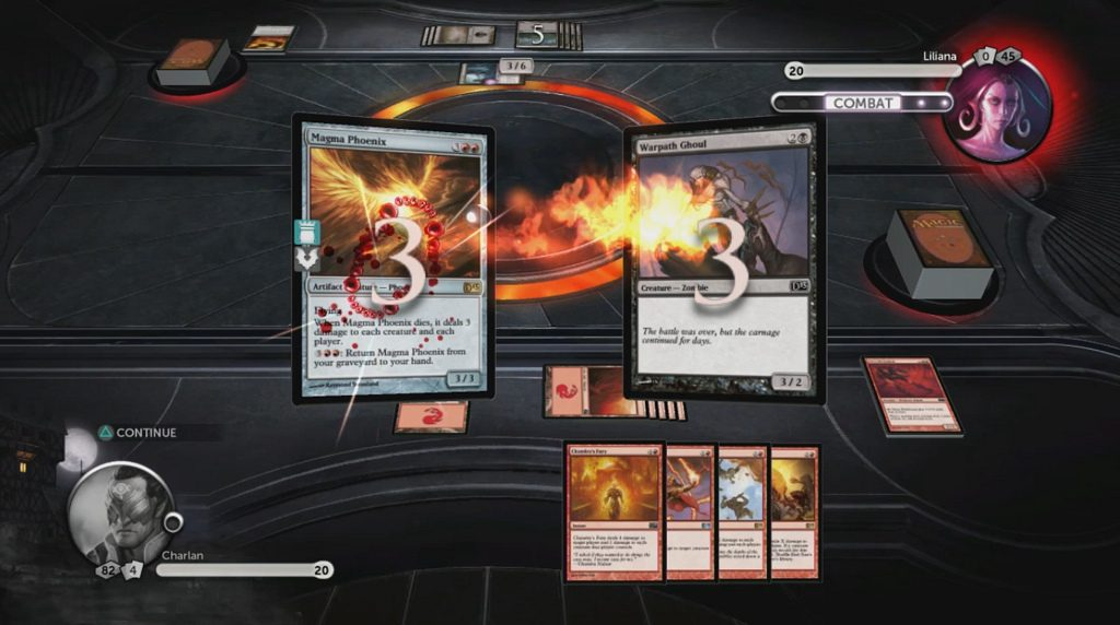 Magic: The Gathering – Duels of the Planeswalkers 2013 Out Today on PSN