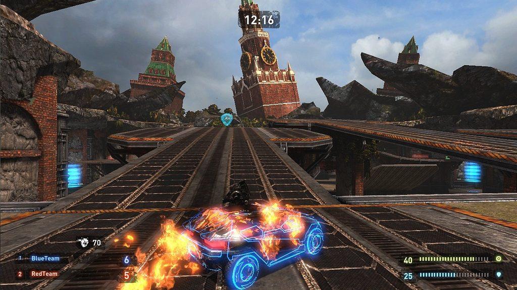 Wheels of Destruction Gets Free New DLC: Moscovian Mayhem