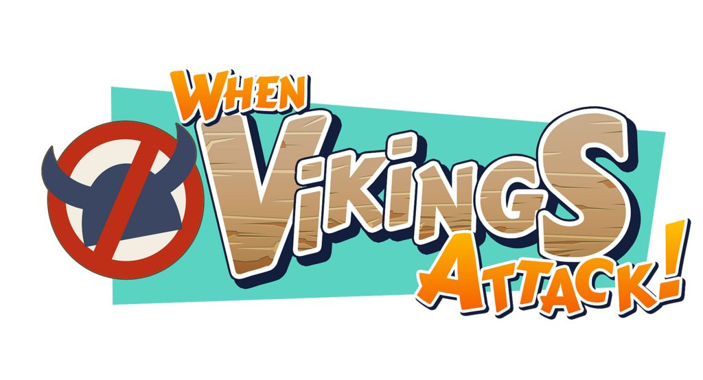 When Vikings Attack! Character Design Contest