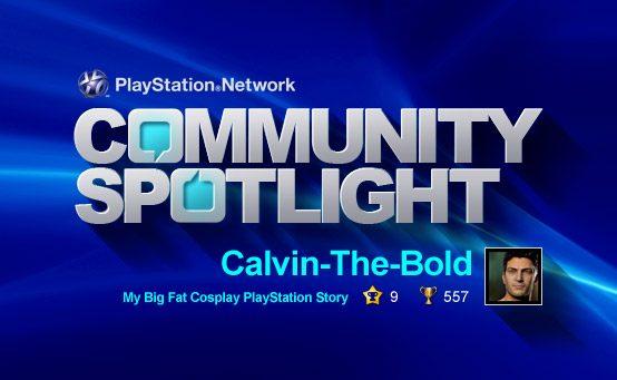 PSN Community Spotlight – My Big Fat Cosplay PlayStation Story