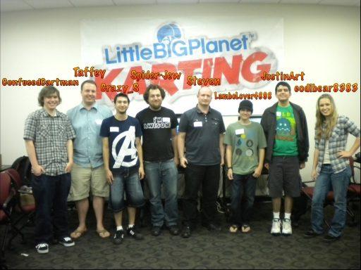 LittleBigPlanet Karting Beta Dates Announced; San Diego Game Jam Recap