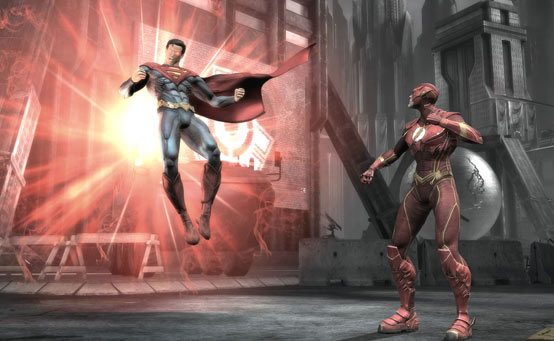 Injustice For All: Ed Boon Shares Vision for DC Fighter
