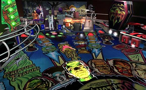 Four New Tables Coming to The Pinball Arcade This Summer