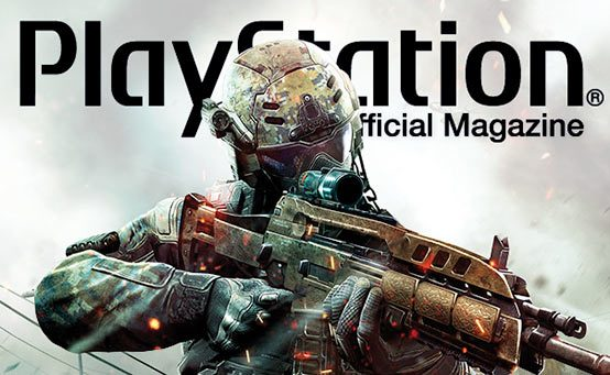 PlayStation: The Official Magazine's October Issue Heeds the Call