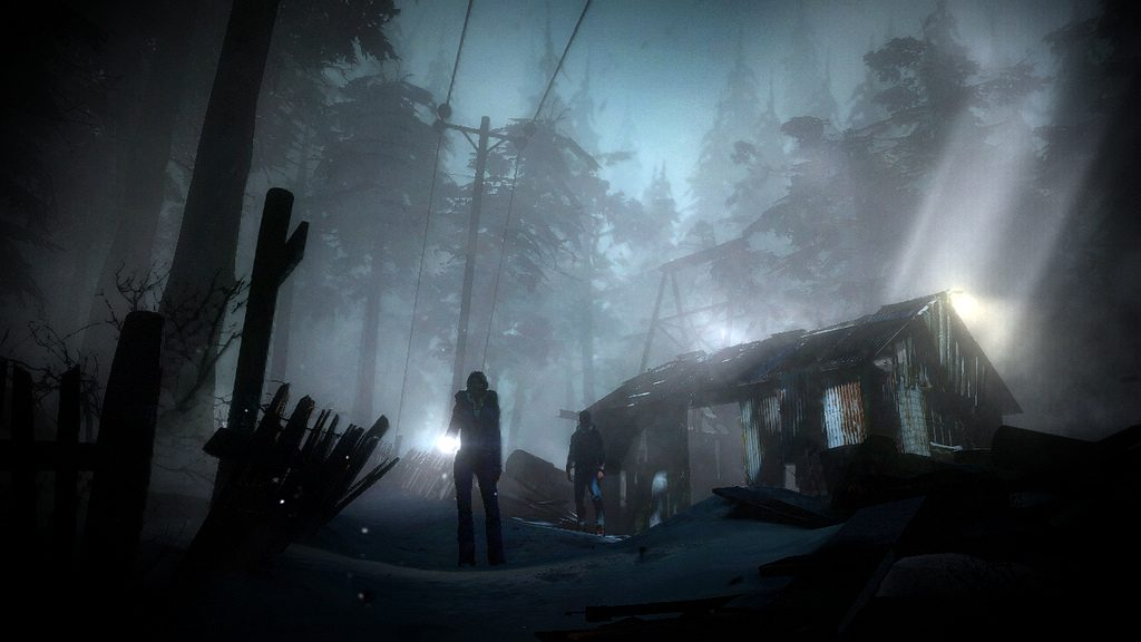 Until Dawn: New PS Move Horror Game Announced for PS3