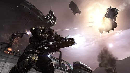 Dust 514 Beta Open To PS Plus Members From Tomorrow
