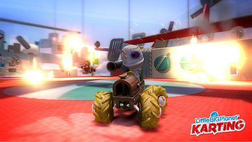 The Best Of The LittleBigPlanet Karting Beta
