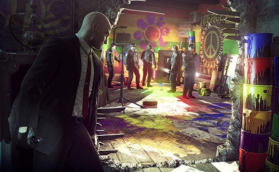 Hitman: Absolution Introduces New Contracts Mode