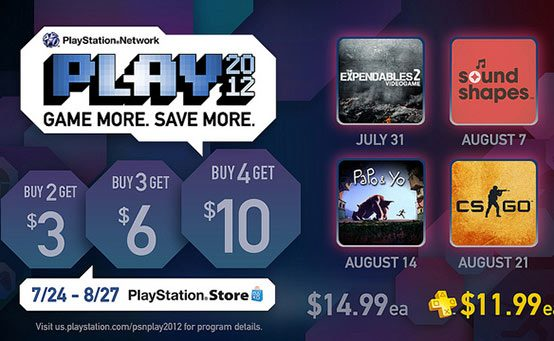 PSN PLAY: Last Chance to Download Some Great Games and Get Money Back