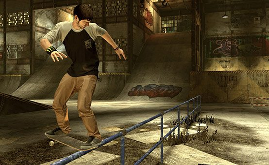Tony Hawk's Pro Skater HD Grinding on to PSN August 28th