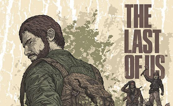 PAX 2012: The Last of Us Demo, Limited Edition Poster, T-Shirts