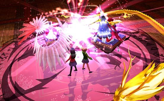Hands on with Persona 4 Golden on PS Vita