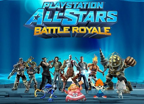 New PlayStation All Stars Battle Royale Release Date