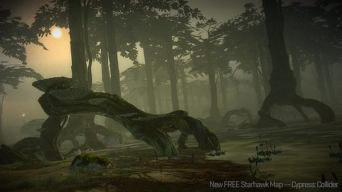 Starhawk: Free Cypress Map Pack, Update 1.03 Today