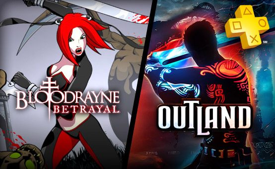 PlayStation Plus Update: Outland and Bloodrayne: Betrayal Join the Instant Game Collection