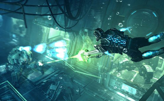 Deep Black Plunges to PS3 Today