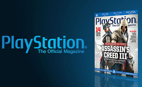 Read PlayStation: The Official Magazine on Your Tablet With PTOM: Digital Edition