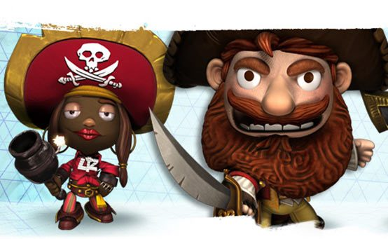 Sack it to Me: Arrr! The Pirates Board LittleBigPlanet