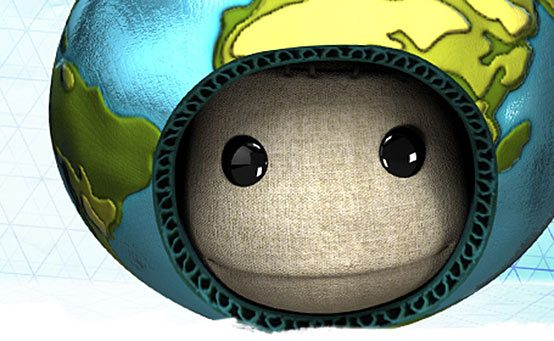 Sack it to Me: LittleBigPlanet PS Vita Goes Gold!