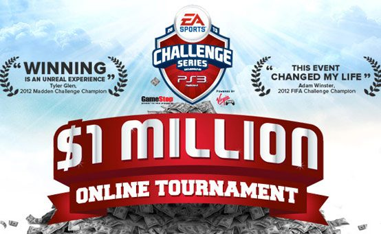 EA Sports Challenge Series Returns to PS3