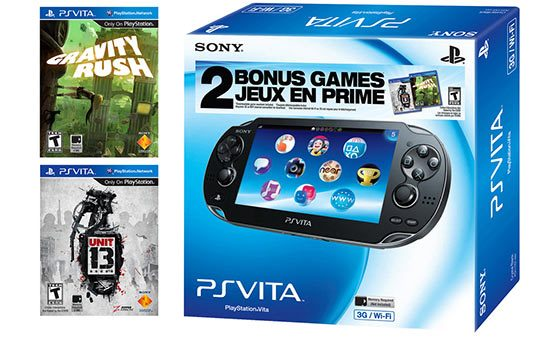 PS Vita with 3G and Wi-Fi Comes to Canada October 2nd