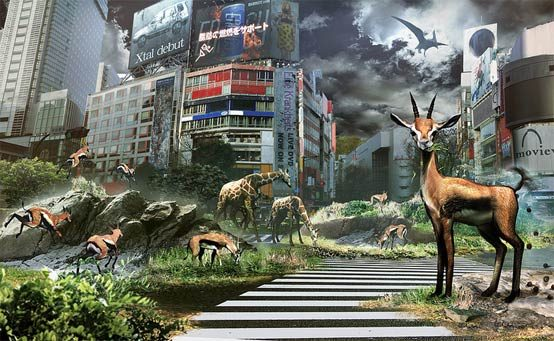TOKYO JUNGLE: The Story Behind 2012's Most Eccentric Action Game