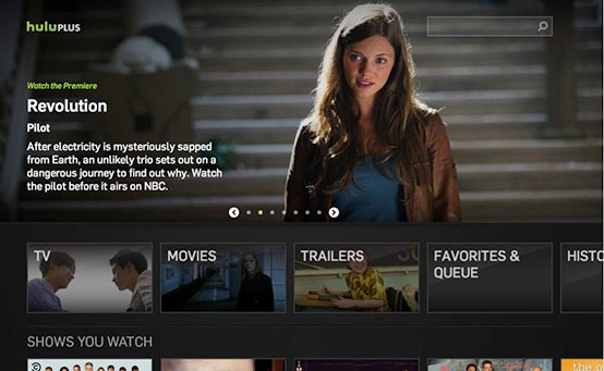 Hulu Plus on PS3 Gets Improved Navigation and Discovery in New Update