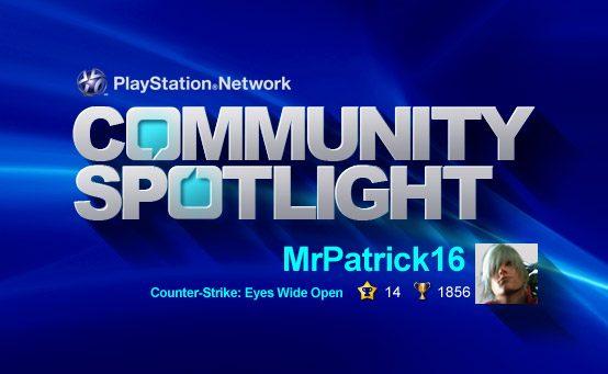 PSN Community Spotlight: Counter-Strike: Eyes Wide Open