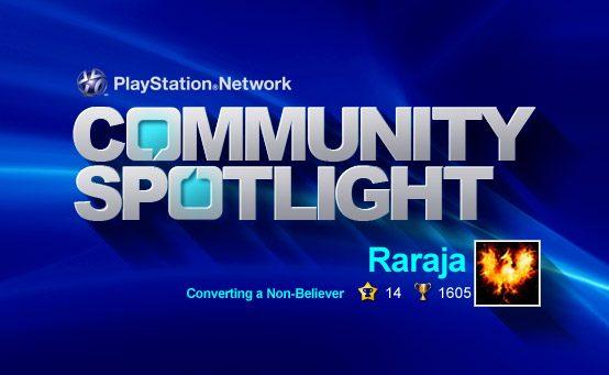 PSN Community Spotlight – Converting a Non-Believer