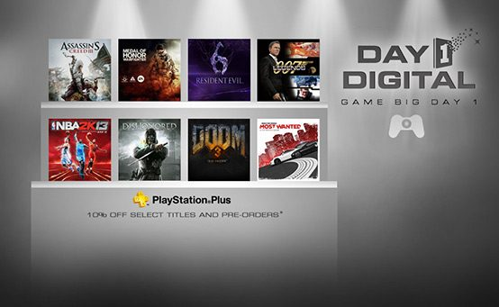 PSN Day 1 Digital: Get These 8 PS3 Games Digitally On Release Day