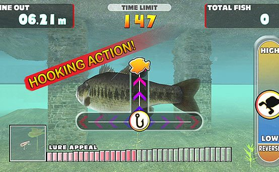 Let's Fish! Hooked On Aims To Reel In PS Vita Gamers