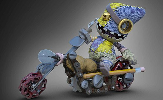 LittleBigPlanet Karting: Meet The Hoard, PAX Recap