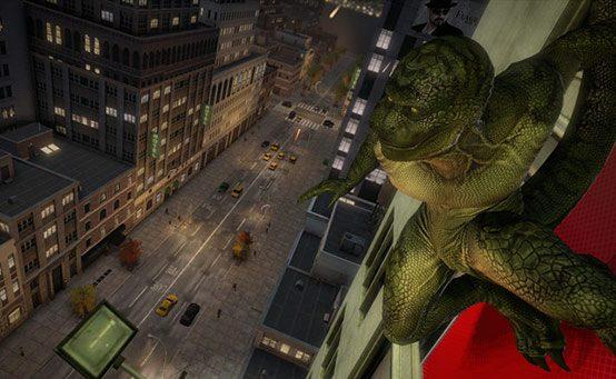 The Amazing Spider-Man DLC Swings to PSN Tomorrow
