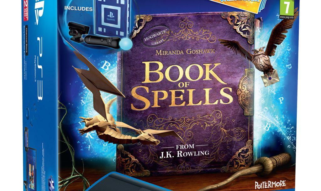 Wonderbook: Book of Spells Release Date Confirmed