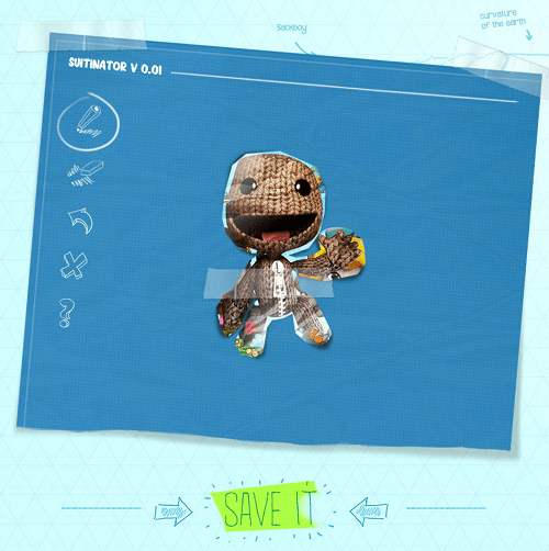 Sackboy hits the launch button on Project (Near) Space in Australia