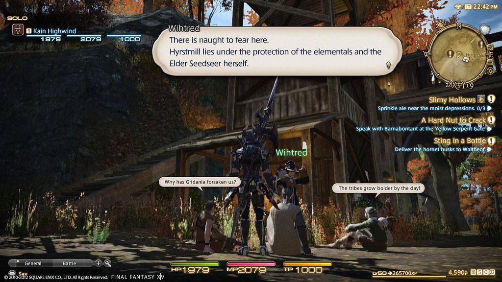 Final Fantasy XIV: A Realm Reborn – the first screenshots