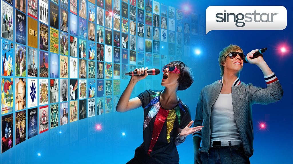Get ready for SingStar on the XMB!