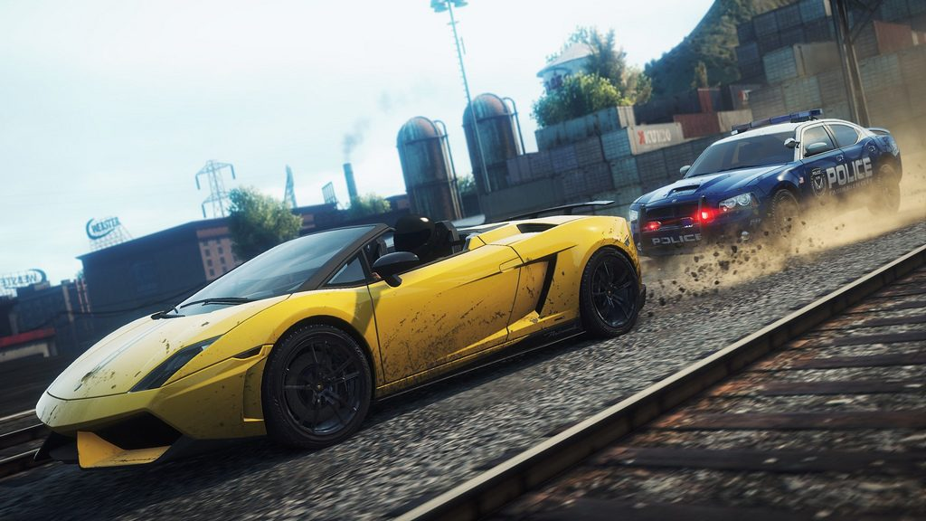 Need For Speed Most Wanted interview: Inside the PS Vita version