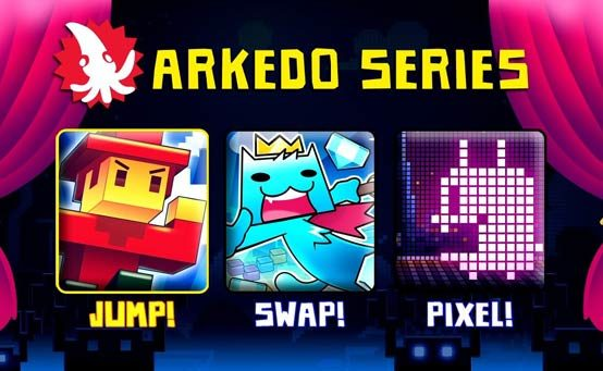 Arkedo Series: Three Games in One Bless Your PS3 Tomorrow
