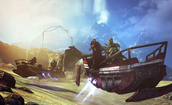 Borderlands 2: Mechromancer, Captain Scarlett DLC on PSN Tuesday
