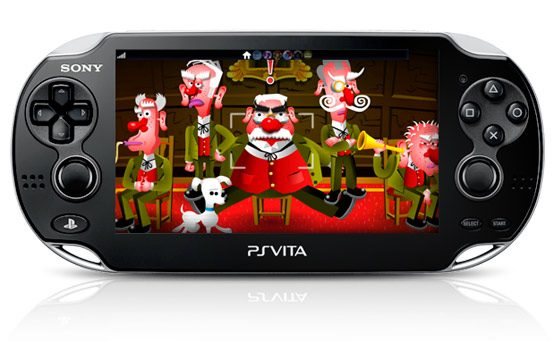Frobisher Says! is Free on PS Vita Today