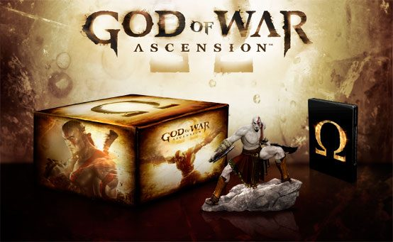God of War: Ascension Collector's Edition and Pre-Order Details