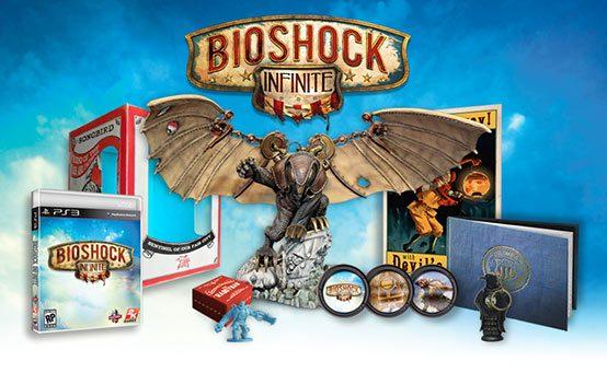 BioShock Infinite: Ultimate Songbird Edition, Premium Edition Revealed