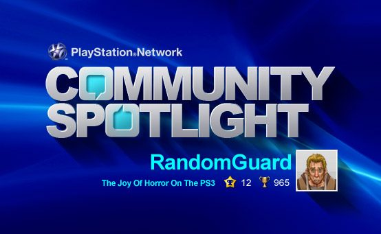 PSN Community Spotlight – The Joy Of Horror On The PS3