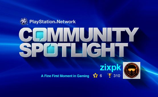 PSN Community Spotlight – A Fine First Moment in Gaming