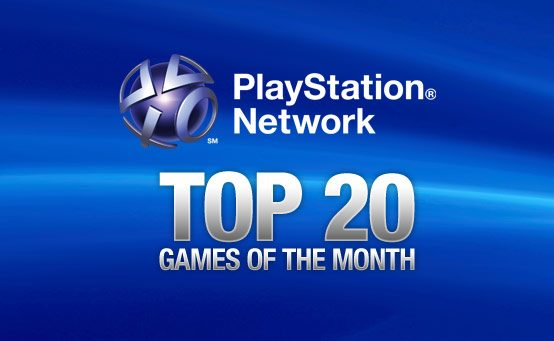 March 2013 PSN Top Sellers