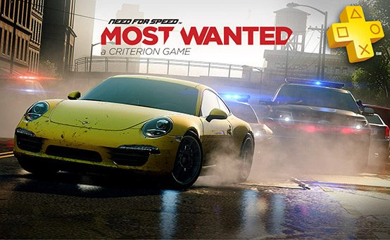 PlayStation Plus Update: Pre-Launch Discount on Need for Speed: Most Wanted