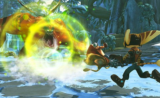 Ratchet & Clank: Full Frontal Assault Out 11/27 for $19.99