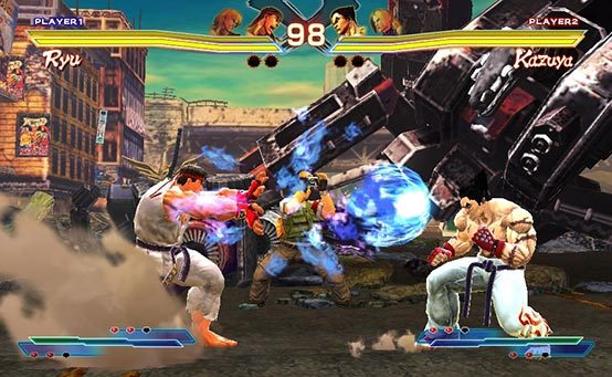 Quick Hit: Hands-on with Street Fighter X Tekken for PS Vita