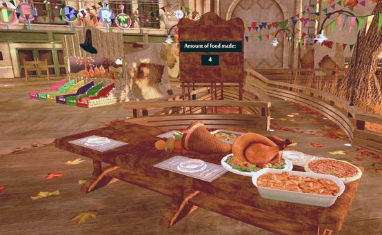 PlayStation Home Update: What Are You Thankful For?